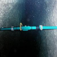Sensor instalado en las galerías submarinas de la provincia de Alicante.